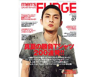 men's FUDGE (メンズファッジ)